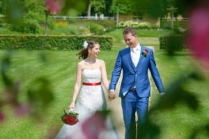 Djoke is getrouwd
